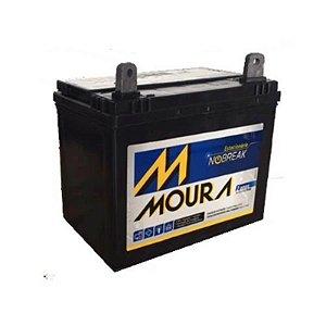 Bateria Estacionária Moura 12MN 30 Ah.