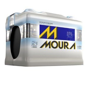 Bateria Moura EFB Start Stop MF72LD 72 Ah.