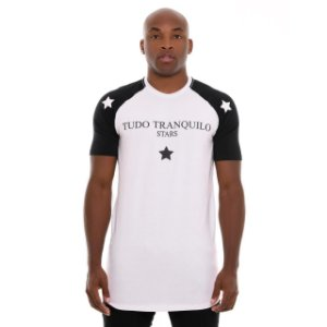 CAMISETA T-SHIRT TT THREE STAR