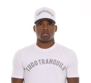 BONÊ TT TRUCKER CHEVRON WHITE