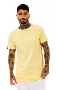 CAMISETA BASIC CANDY YELLOW