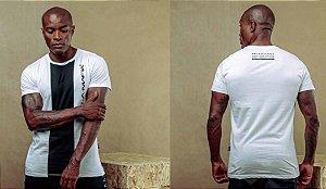 Camiseta La Mafia Street Preto e Branco