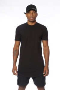 Camiseta Retro Basic Preto