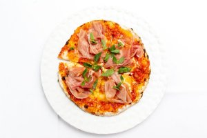 PIZZA INDIVIDUALE PARMA
