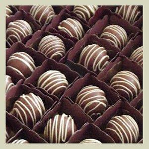 Trufa de Chocolate - valor ref. a 15 unidades