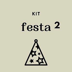 Kit Festa Opção 2 - valor por Kit