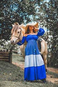 Vestido Longo Aconchego