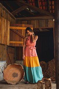 Vestido Leveza