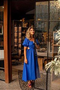 Vestido classic Blue