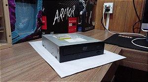 Leitor de CD e DVD SATA HP DH16DYS