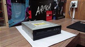 Leitor e Gravador de CD e DVD IDE Samsung SH-S182