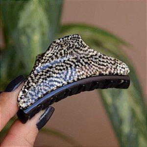 Piranha de cabelo francesa Finestra mosaico F2845OPERA