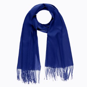 Pashimina viscose azul royal Pas 016
