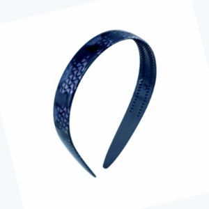 Tiara francesa Finestra snake azul N106LA