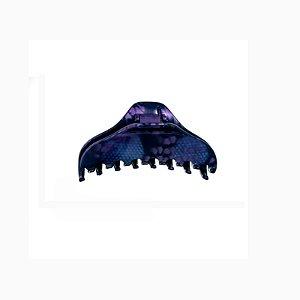 Piranha de cabelo francesa Finestra snake roxo N759LV
