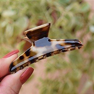 Piranha de cabelo francesa Finestra M animal print F22941TKB