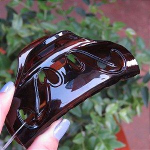 Piranha de cabelo francesa Finestra tartaruga F22929
