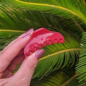 Piranha de cabelo francesa Finestra vermelho strass F22872VMO/2S