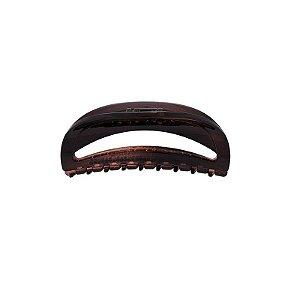 Piranha de cabelo francesa Finestra vazada marrom F22943