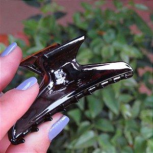 Piranha de cabelo francesa Finestra marrom F22941