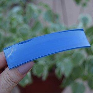 Presilha retangular francesa Finestra azul F2821Blue