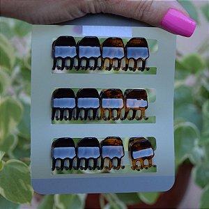 Piranha para franja cartela com 12 peças 450580-363