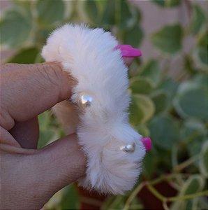 Rabicó pelinho branco pérola 559343