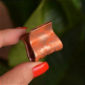 Piranha de cabelo francesa Finestra tie dye laranja F22876MC