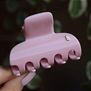 Piranha de cabelo grande Bianca rosa 05 003