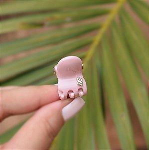 Piranha de cabelo Bianca rosa 05 149