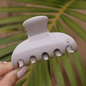 Piranha de cabelo Bianca acrílico areia 05 012