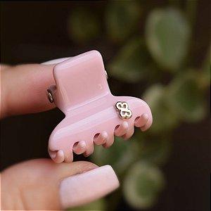 Piranha de cabelo Bianca acrílico rosa 05 147