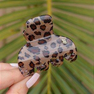 Piranha de cabelo Bianca acrílico animal print 05 068