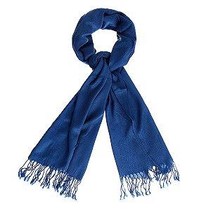 Pashimina viscose azul Pas 001