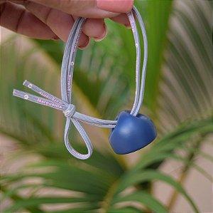 Rabicó acrílico azul marinho