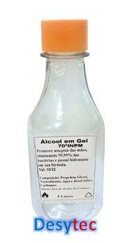 Álcool Gel 70 %
