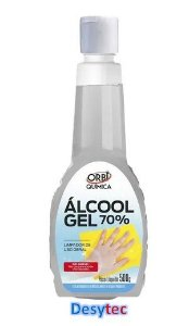 Álcool Gel 70 % 500ml