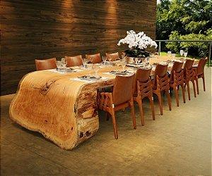 Mesa de Jantar Curva