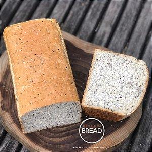 Pão de Miga Integral Fatiado (1 un)