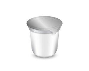 Selos de alumínio 100 mm para potes - 1.000 unidades