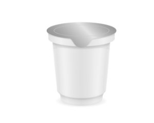 Selos de alumínio 150 mm para potes - 1.000 unidades