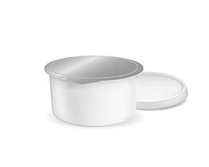 Selos de alumínio 85 mm para potes - 1.000 unidades