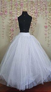 ANÁGUA para vestidos de noiva com saias godê estilo PRINCESA