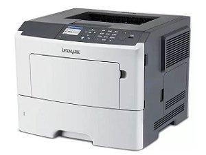 Impressora PB com Rede e Frente e Verso Automático - MS610DN