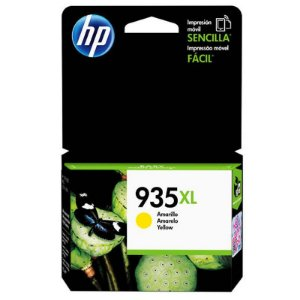 Cartucho de Tinta Original HP935xl HP6230 6280 Amarelo 9.5ML
