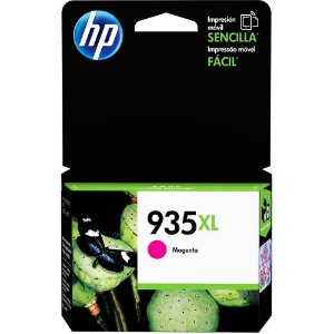 Cartucho de Tinta Original HP935xl HP6230 6280 Magenta 9.5ML