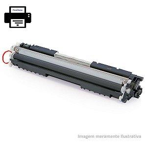 Toner compatível com HP CE312A 312A 126A CP1020 1020WN CP1025 M175A Amarelo 1k