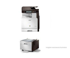 Impressora Laser Colorida Multifuncional Samsung CLX8640 A4 30PPM