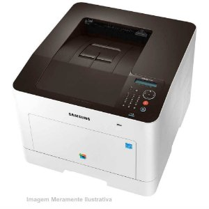 Impressora Laser Colorida A4 Samsung C3010ND - 30PPM