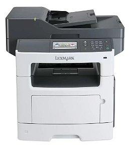Impressora Multifuncional PB com Rede e Frente e Verso Automático - MX611dn